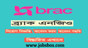 Read more about the article BRAC NGO Job  Circular 2021