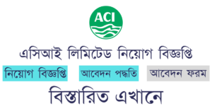 Read more about the article ACI Limited Job Circular 2021