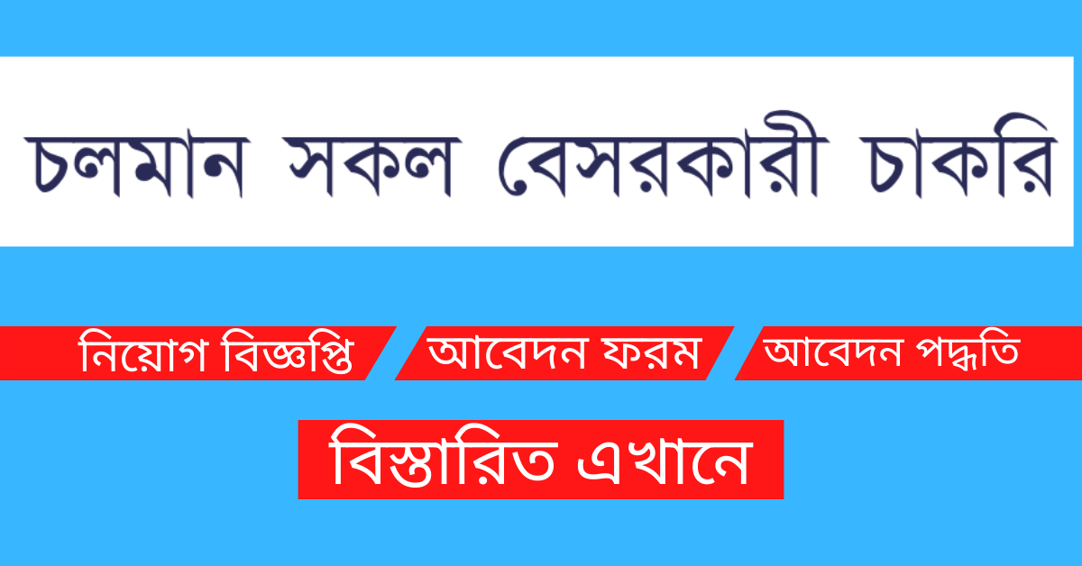 You are currently viewing Private Job Circular 2021 in Bangladesh